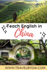 teach english in china requirements